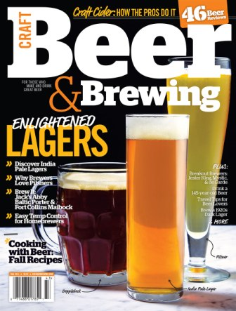 craft beer and brewing 20 magazine discount for the