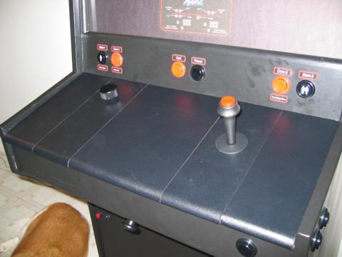 Doc's Modular MAME Concept - modular control panels