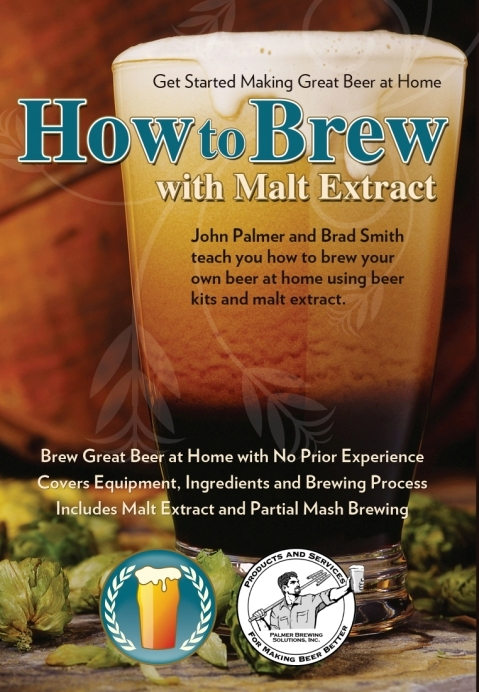 How to Brew Extract and All Grain DVD Series