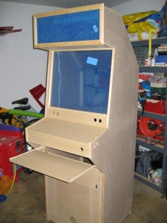 Doc S Mame Cabinet How To Build A Cabinet